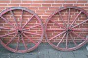Træhjul