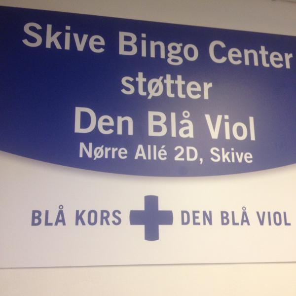 Skives BEDSTE Bingo