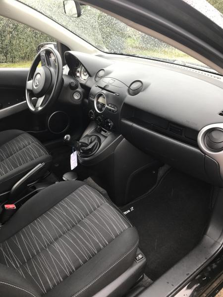 Mazda 2 advance 1,3 benzin2008