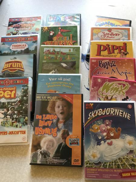 Dvd pakke - Birkevej 15 - Dvd pakke Kontaktes via SMS - Birkevej 15