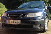 Skøn Saab 9-3 Linear sælges