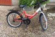 Fin pige cykel 20 tommer