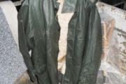 Åleskinds jakke