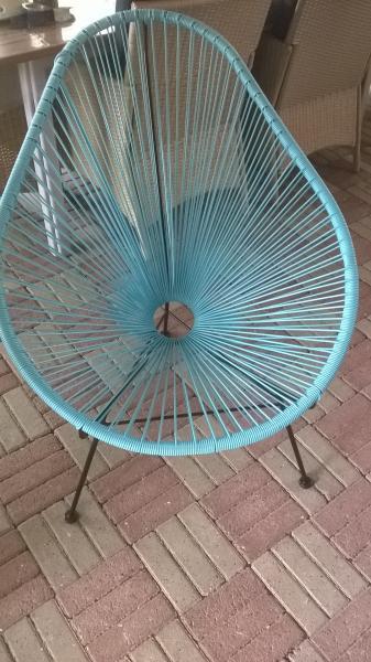 Lounge stol - Mælkevejen 18, Rønbjerg - Lounge stol, som ny. - Mælkevejen 18, Rønbjerg