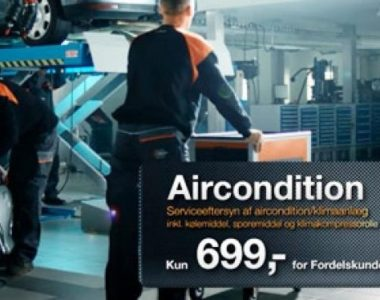 Airconditions service