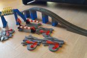 dele til lego tog bane og tog