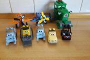 lego fly og biler