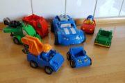Lego biler
