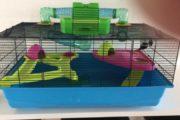 Stort hamsterbur