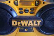 Håndværker radio