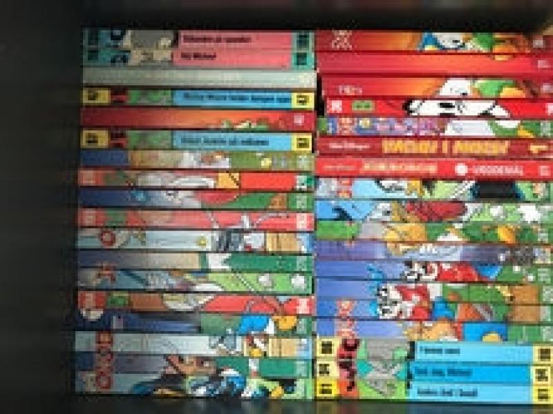 Jumbobøger - Galgebakken 48 - Fyld en bærepose med jumbobøger. Har en flyttekasse fyldt med blandede bøger. Vælg selv - Galgebakken 48
