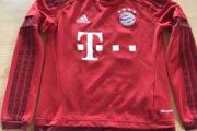 Bayern München Fodboldtrøje