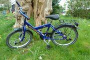 fin drenge cykel