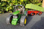 Traktor m.vogn