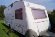 Knaus campingvogn