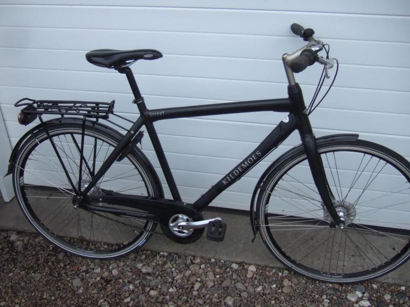 Herrecykel køb, salg og brugt lige her   Se mere her