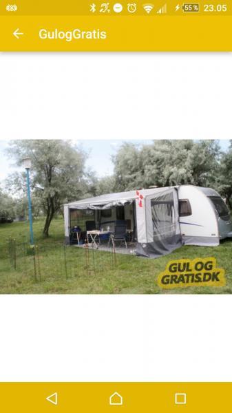 Campingvogn LMC 560 MDK