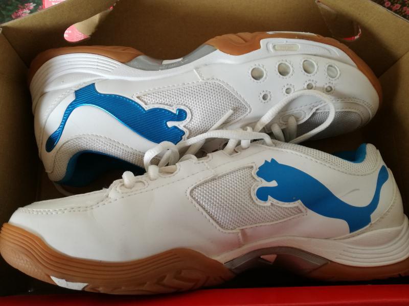Helt nye Puma sko
