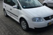 VW TOURAN NEDVEJET
