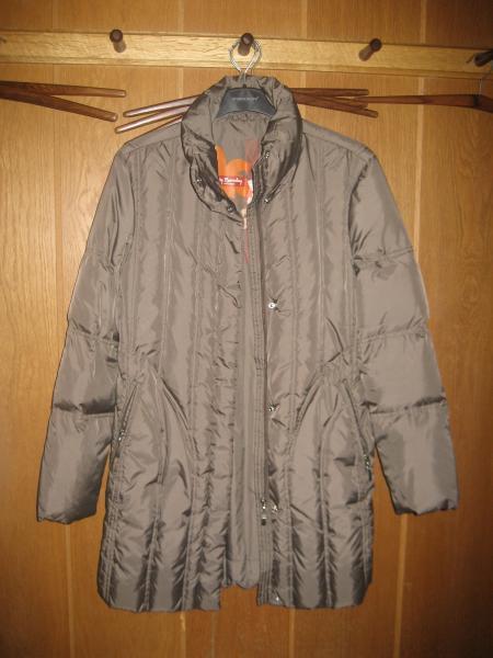 dunfrakke - Harrevigvej 2, Hjerk - Betty Barckly dun frakke str. 36 meget fin stand - Harrevigvej 2, Hjerk