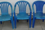 Børne plast stole