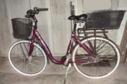 El-cykel Nishiki