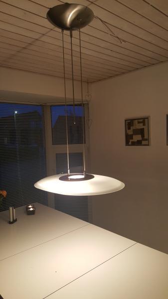 Spiseborde lampe