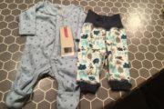 legetøj og tøj