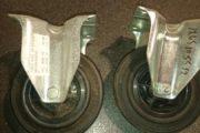 2 stk hjul
