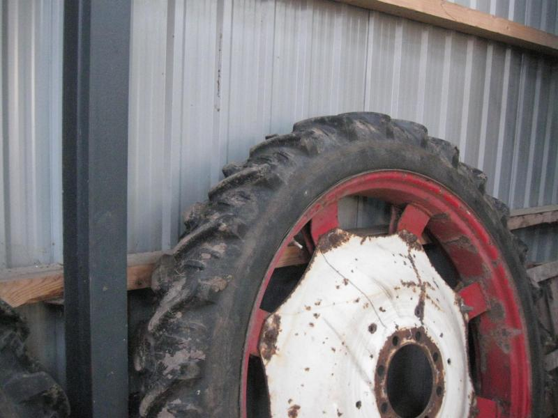 Sprøjtehjul - Jungetgårdvej 18 - Sprøjtehjul. meget fine dæk næsten ikke brugt. - Jungetgårdvej 18