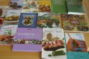 15 Opskriftbøger