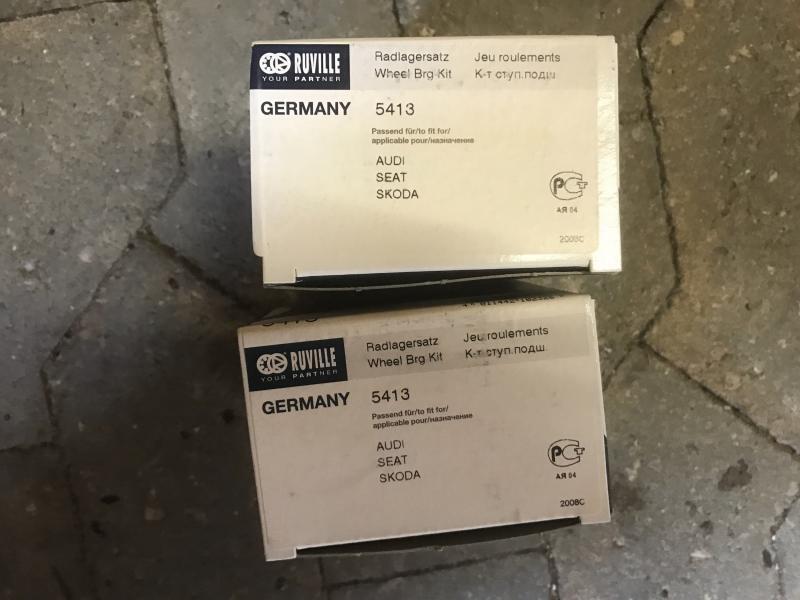 Komplette bremser VW Polo 6N