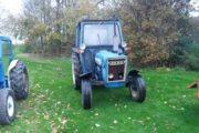 Diesel traktor