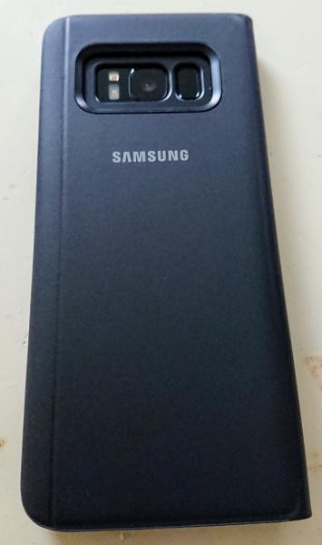 Samsung Galaxy S8, 64 GB - Danmark - Samsung Galaxy S8, 64GB , Perfekt Fuldstændig fejlfri, uden en eneste rids eller skramme – ser ud som helt ny og fungerer som helt ny. Sælger min næsten nye Samsung Galaxy S8, da jeg altid har haft Sony og ikke kan vænne mig til andet. Har - Danmark