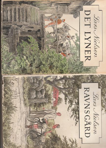 2 bøger af Lars Nielsen