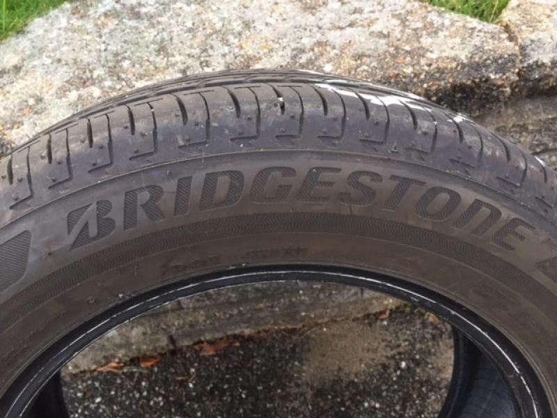 Bridgestone dæk sælges. - Hemmersvej 37 - 4 stk. Bridgestone Ecopia EP150 – 175/65 R15 84H Sommer Dæk, kørt 9000 km, sælges. - Hemmersvej 37