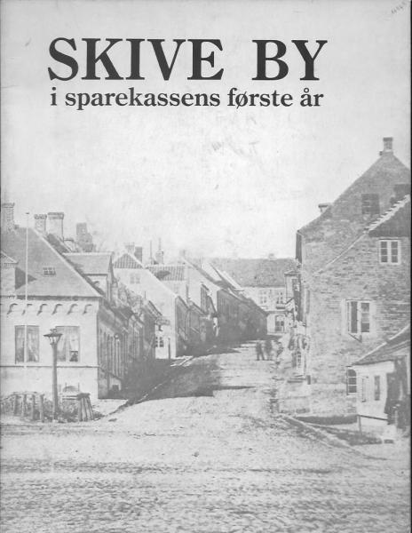 Gamle Skive hæfter 02 - Møllegade 22, 1. Sal - priser fra 30,- til 60,- kr - Møllegade 22, 1. Sal
