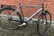 Herre City. Bike