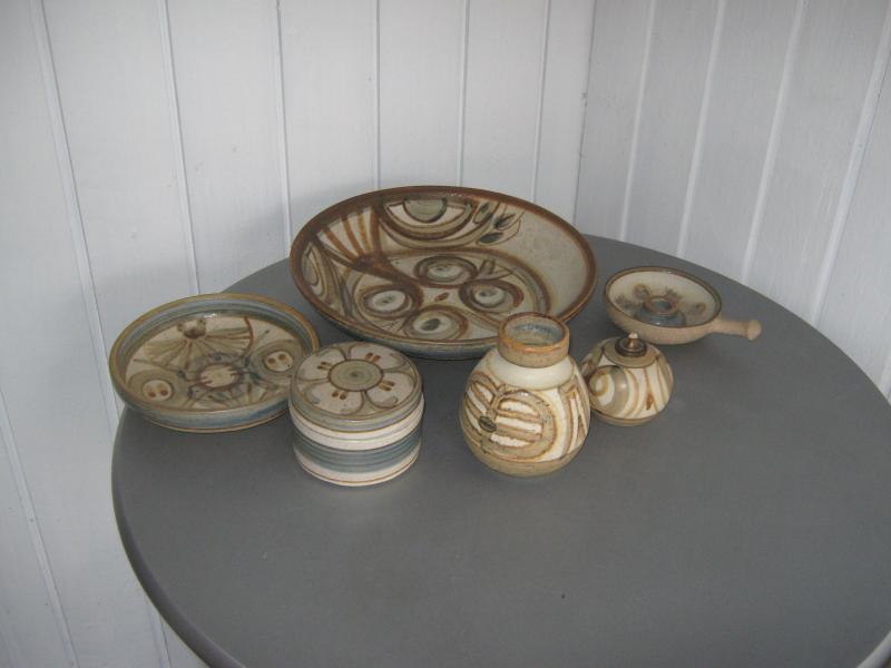 Søholm keramik