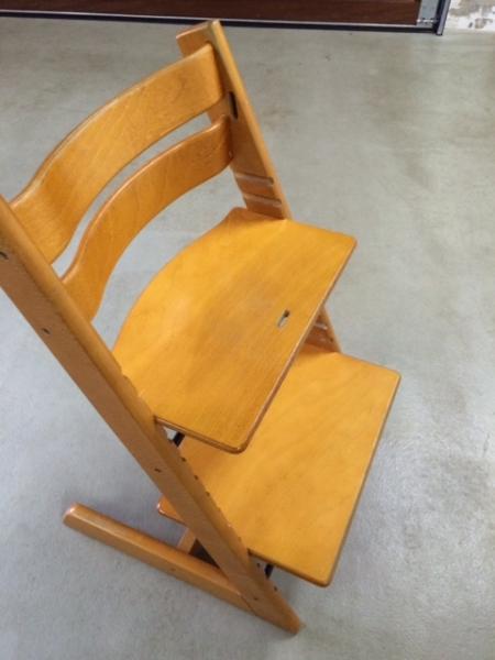 TripTrap barnestol sælges - Hjaltesvej 30 - Brugt TripTrap barnestol sælges uden bøjle - Hjaltesvej 30