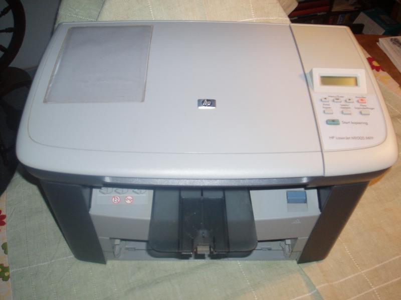 HP Laser Jet M1005 MFP
