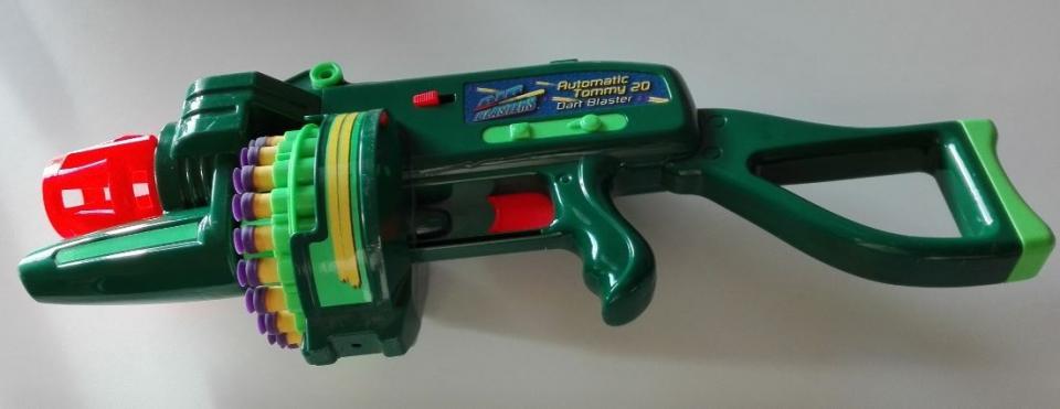 Våben Automatic Tommy 20