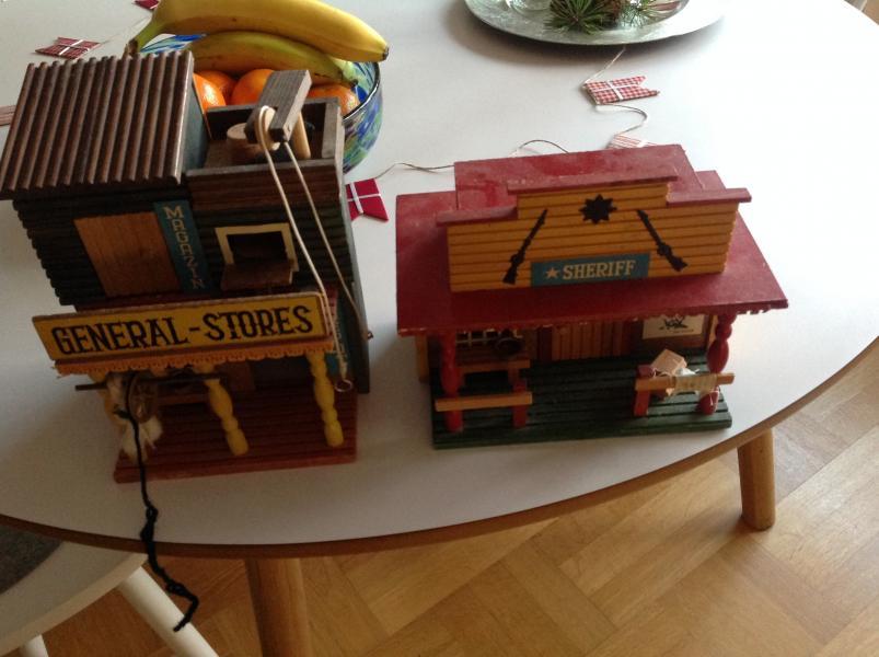 Træ huse. - Glattrupvej 19 - Modelhuse i træ - Glattrupvej 19