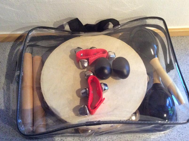 Musikinstrumenter - . - Musikinstrumenter. Som ny. - .