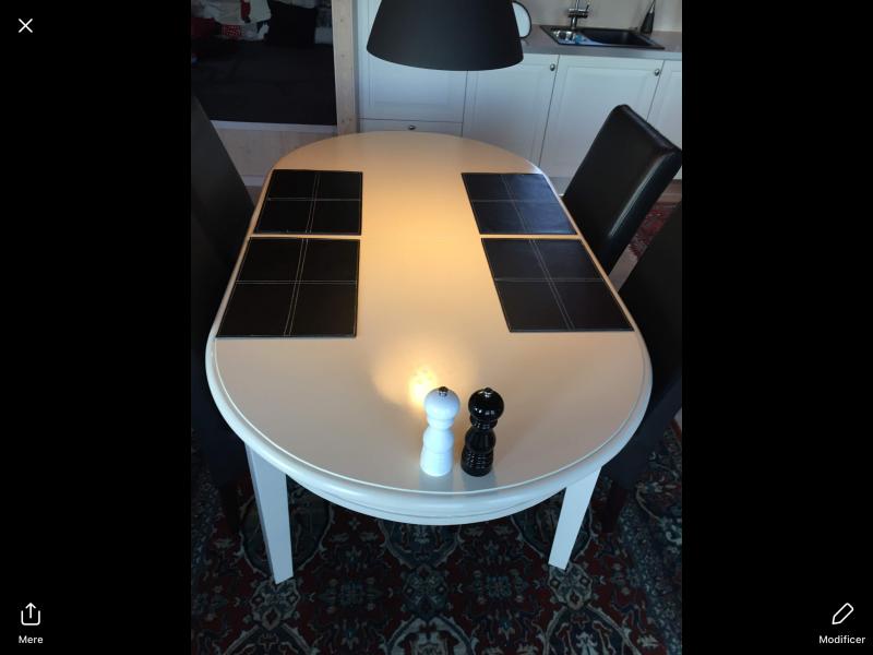 Bord+4 stole