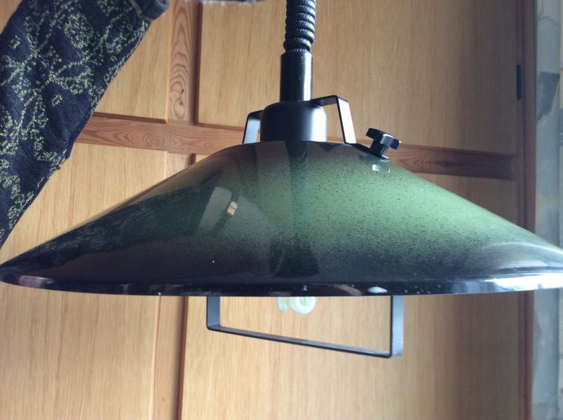 Retro loftlampe