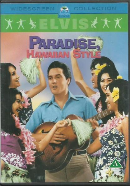 Elvis Presley 8 DVD