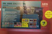 AEG bore- og slagboremaskine,