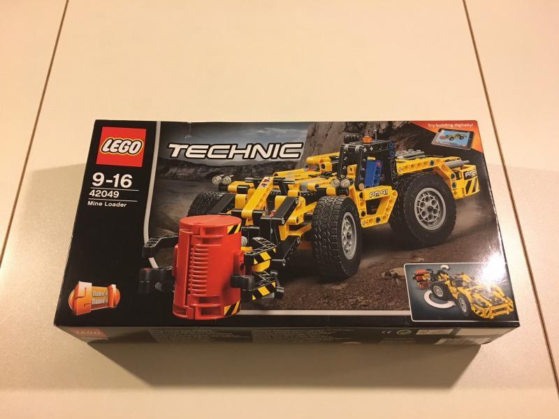 Lego Technic 42049 - Gl. åstedvej 47, Gl. åsted - Lego Technic 42049. Er i uåbnet original æske. Skal afhentes i Gl. Åsted. - Gl. åstedvej 47, Gl. åsted
