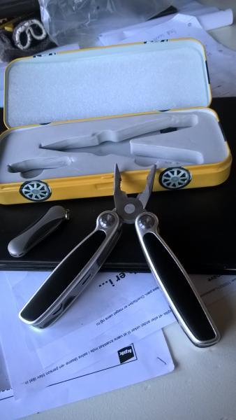 multifunktions kniv